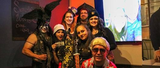 """Boos & Brews"" Halloween Costume Party"