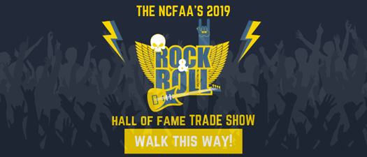 The NCFAA Rock n' Roll Hall of Fame Trade Show