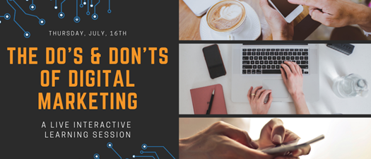 The Do's and Don'ts of Digital Marketing