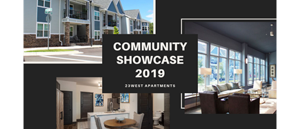 Community Showcase 2019