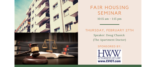 Fair Housing Workshop