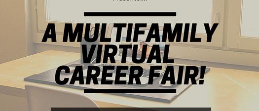 Virtual Multifamily Career Fair