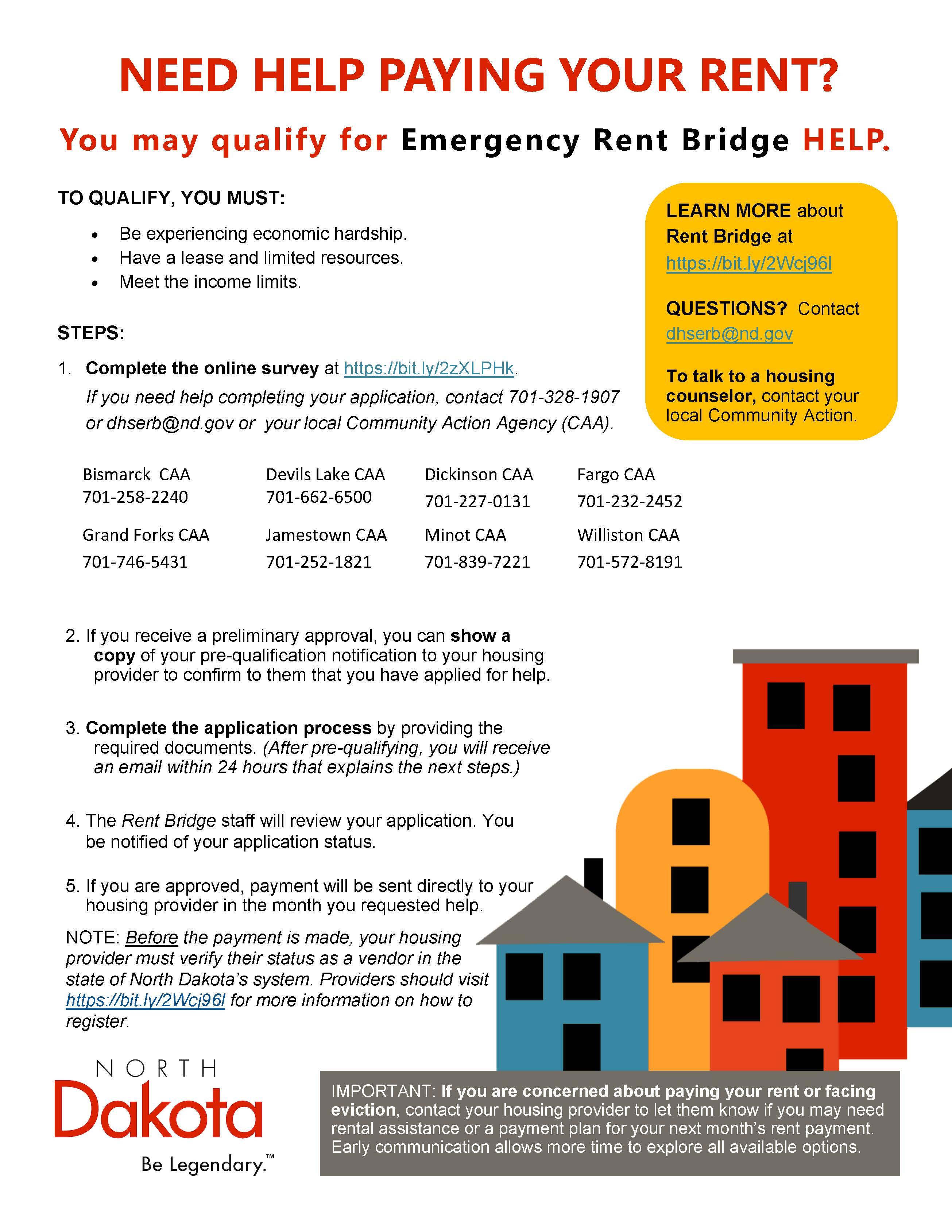 Rent Bridge Rental Assistance