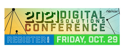 Join us at NE/SAE's Digital Solutions Virtual Conference