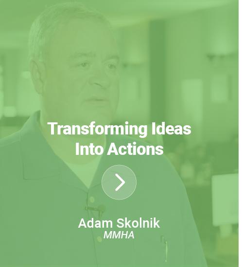 Transforming Ideas Into Actions