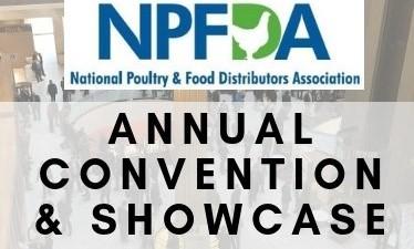 2021 NPFDA Annual Convention and Showcase  in Atlanta