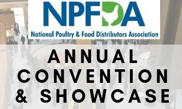 2021 NPFDA Annual Convention and Showcase * SAVE THE DATES!