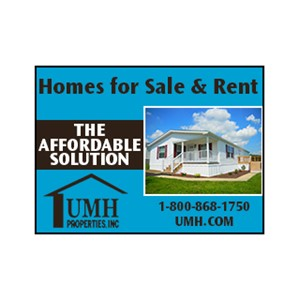 UMH Properties, Inc.