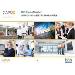 Recorded CAPS Module 3 Improving Asset Performance