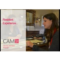 Recorded CAM Module 7 Resident Experience