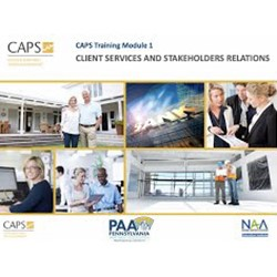 Recorded CAPS  Module 1 Client Services and Stakeholder Relations