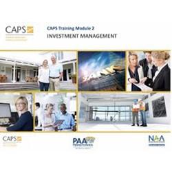Recorded CAPS Module 2 Investment Management