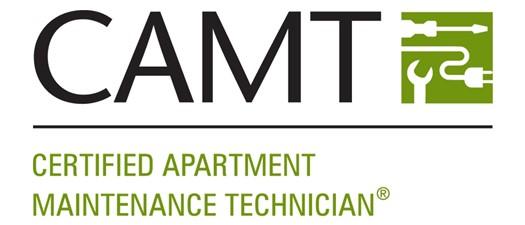 Certified Apartment Maintenance Technician (CAMT) Fall