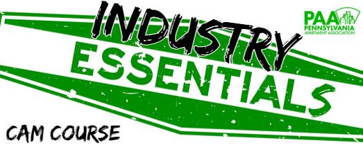CAM/CAS Industry Essentials (Fall 2022)