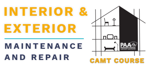 Basic Interior and Exterior Maintenance and Repair 2021