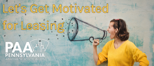 Let's Get Motivated for Leasing