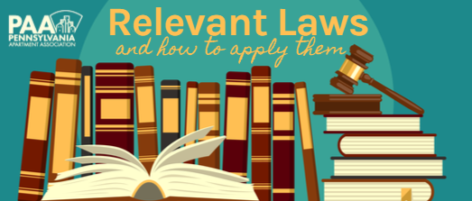 Relevant Laws and How to Apply them