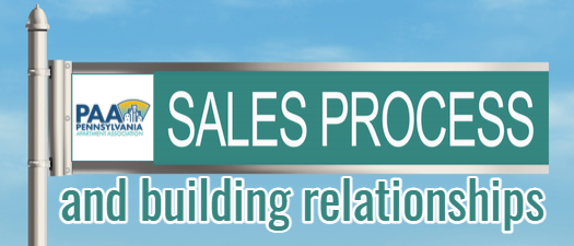 The Sales Process and Building Relationships