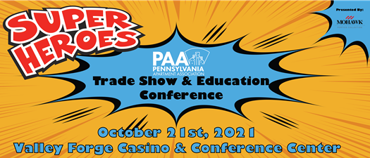 2021 PAA Trade Show and Education Conference Registration