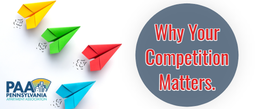 Why Your Competition Matters