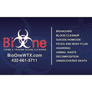 Bio-One West Texas LLC