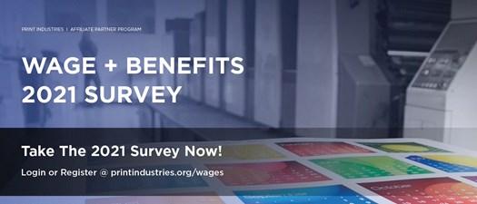 Webinar: 2021 Wage + Benefits Survey Kickoff