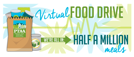 2021 Virtual Food Drive for Second Harvest