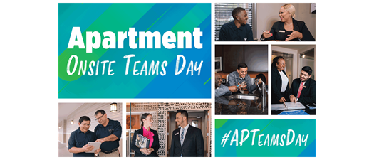 Apartment Onsite Teams Day