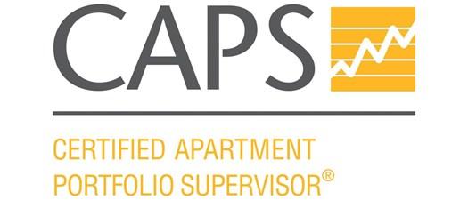Certified Apartment Portfolio Supervisor (CAPS) Credential Program