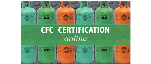 CFC Certification LIVE online