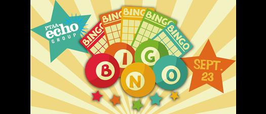 ECHO Presents  BINGO