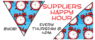 Supplier Happy Hour