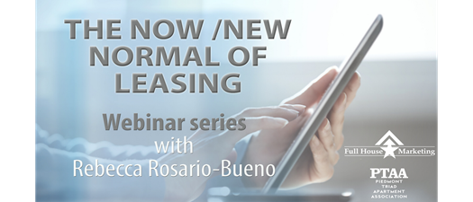 The Now/New Normal of Leasing (Session 2)