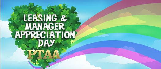 Leasing & Manager Appreciation Day