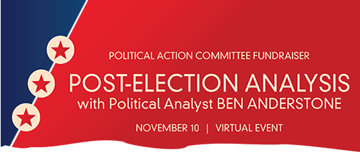 Post-Election Analysis with Political Analyst Ben Anderstone