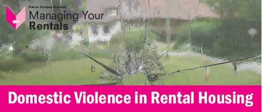 Domestic Violence in Rental Housing