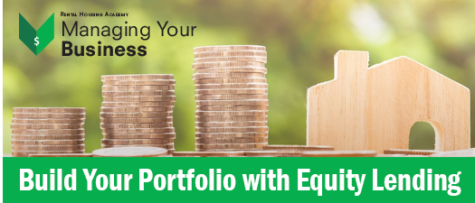 Build Your Portfolio with Equity Lending