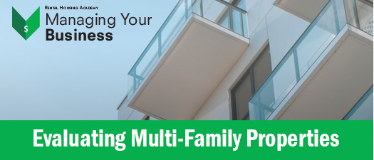 Evaluating Multi-Family Properties