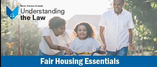Fair Housing Essentials