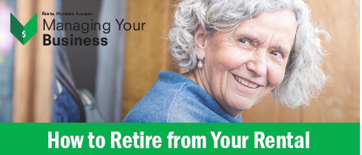 How to Retire from Your Rental