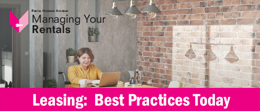 Leasing: Best Practices for Today