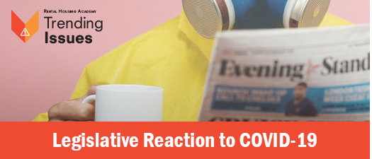 Legislative Reaction to COVID-19