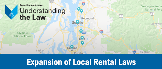 The Expansion of Local Rental Laws