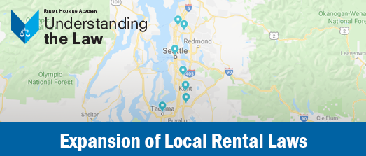 Expansion of Local Rental Laws