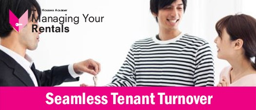 Seamless Tenant Turnovers