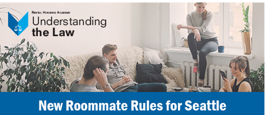 New Roommate Rules for Seattle