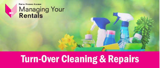Turn-Over Cleaning & Repairs