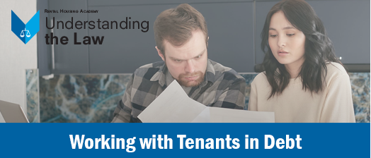 Working with Tenants in Debt (reservations from ERP class)
