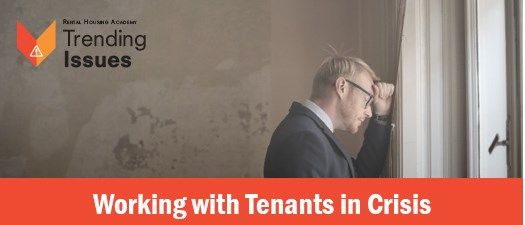 Working with Tenants in Crisis