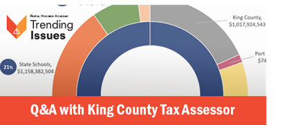 Q&A with King County Tax Assessor
